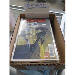 30 SPIDERMAN COLLECTIBLE COMICS