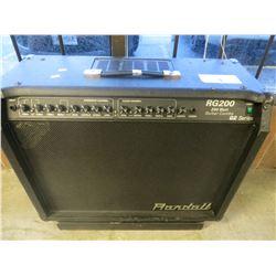 RANDALL RG200 200 WATT G2 SERIES AMP