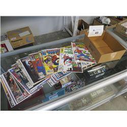 30 ASSORTED SPIDERMAN COLLECTIBLE COMICS