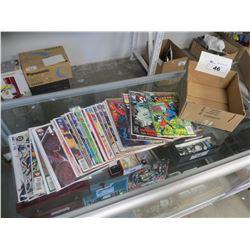 30 ASSORTED SUPERMAN COLLECTIBLE COMICS