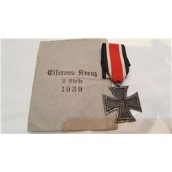 Nazi Iron Cross Medal