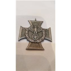 German Faithful Services Badge