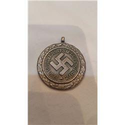 German Luftschutz Service Medal