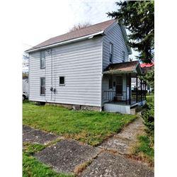 Real Estate: 503 Ridge Ave. Sharpsville, PA