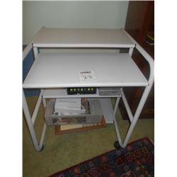 Metal Computer Stand