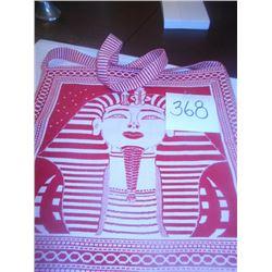 Egyptian Cloth Carry-all Bag