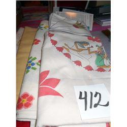 Asstd. Table Cloths