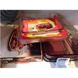 6 X New & Like New Baking Dishes