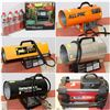 FEATURED ITEMS: PROPANE HEATERS!