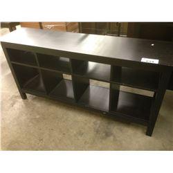 BLACK 5.5' UTILITY TABLE
