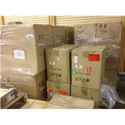 4 PALLETS OF MISC. READY TO ASSEMBLE FURNITIRE INC. PEDESTALS