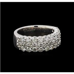 14KT White Gold 2.31 ctw Diamond Ring