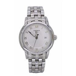 Stainless Steel Tissot Ladies Wristwatch