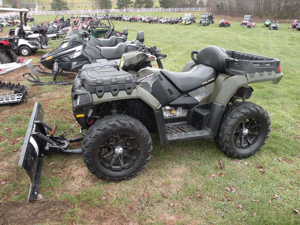 2011 Polaris Sportsman X2 550 Sn