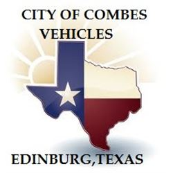 CITY OF COMBES VEHICLE