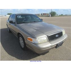 2008 - FORD CROWN VICTORIA