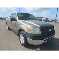 2006 - FORD F150