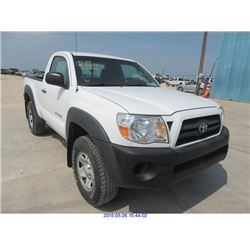 2009 - TOYOTA TACOMA//REBUILT SALVAGE// TX REGISTRATION ONLY