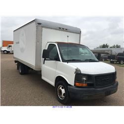 2004 - GMC SAVANA 3500// TX REGISTRATION ONLY