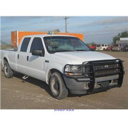 2002 - FORD F-250