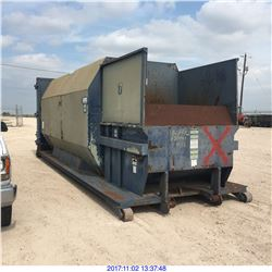 GALBREATH TRASH COMPACTOR