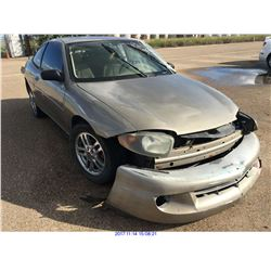 2005 - CHEVROLET CAVALIER//REBUILT SALVAGE // TX REGISTRATION ONLY