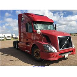 2007 - VOLVO TRACTOR// TX REGISTRATION ONLY