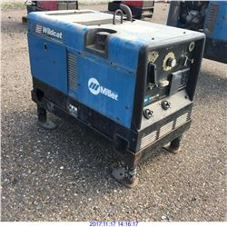 MILLER WELDER MACHINE