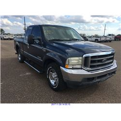 2004 - FORD F250