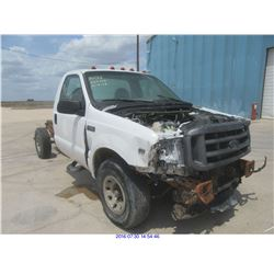 2002 - FORD F350