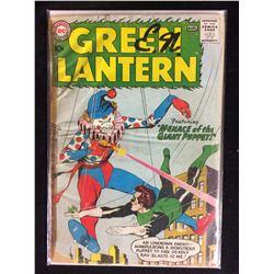 Green Lantern (1st Series DC) #1