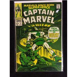 CAPTAIN MARVEL #3 (MARVEL COMICS)