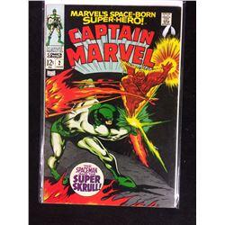 CAPTAIN MARVEL #2 (MARVEL COMICS)
