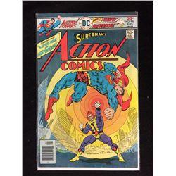 SUPERMAN'S ACTION COMICS #462 (DC COMICS)