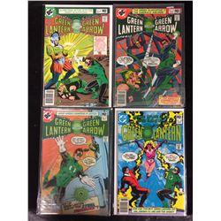 GREEN LANTERN C0-STARRING GREEN ARROW COMIC BOOK LOT (DC COMICS)
