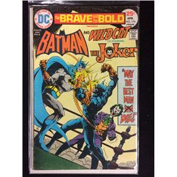 BATMAN & WILDCAT CO-STARRING THE JOKER #118 (DC COMICS)
