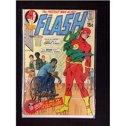 THE FLASH #201 (DC COMICS)