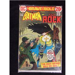 BATMAN & SGT ROCK #108 (DC COMICS)