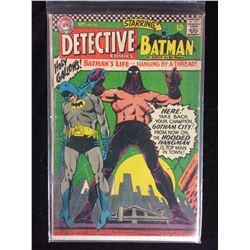 DETECTIVE COMICS STARRING BATMAN #355 (DC COMICS)