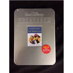 RARE DISNEY TREASURES DVD BRAND NEW FACTORY SEALED