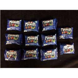 Marvel Mania Micro Popz Pops  LOT