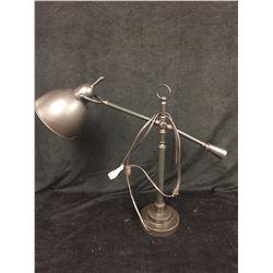 LARGE DESK LAMP WORKING