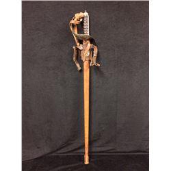 PRE WW1 ENGLISH WILKENSON TRENCH SWORD (BATTLE SWORD)