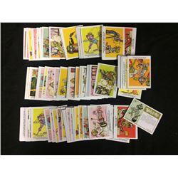 WEIRD-OHS TRADING CARDS LOT