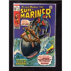SUB-MARINER #24 (MARVEL COMICS)