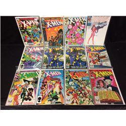 THE UNCANNY X-MEN COMIC BOOK LOT