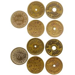 Ely, Nevada Token Collection