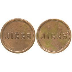 Jiggs, Nevada Token