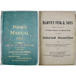 Poor's Manual of Railroads Of the US 1898