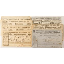 1850's American Express Collection